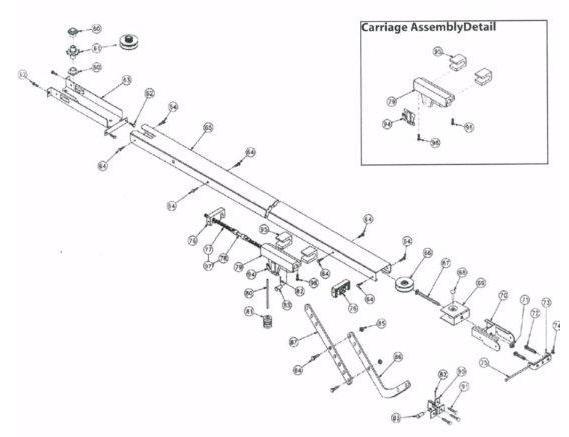 Garage Door Parts Overhead Garage Door Parts Online