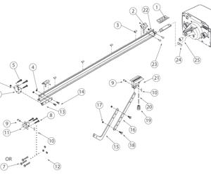 overhead door rdb 51 manual