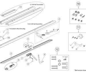 find an overhead door part from a parts diagrams overhead door Garage Light Wiring Diagram